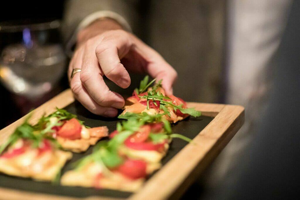 Fotografo para eventos gastronomicos